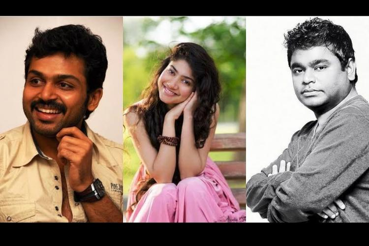 Actor Karthi to don a pilots role in next film with Sai Pallavi