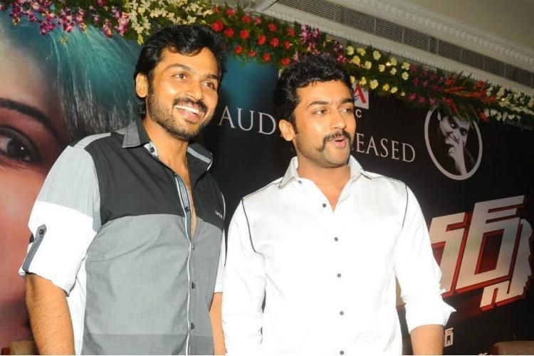 Wish to direct Suriya one day says actor Karthi