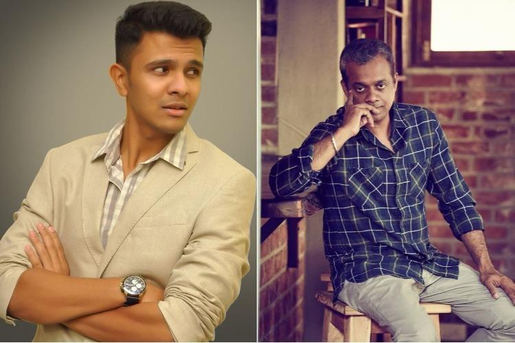 Grow a pair Gautham Menon slams Karthick Naren young filmmaker hits back