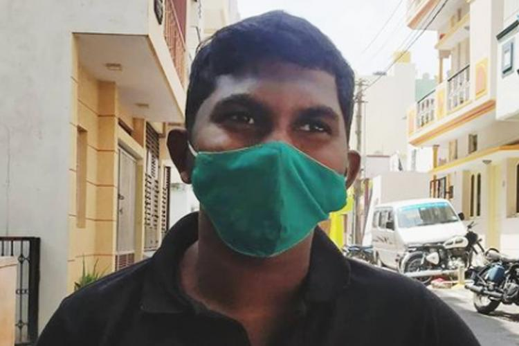 Swiggy worker Karthik attacked by customers