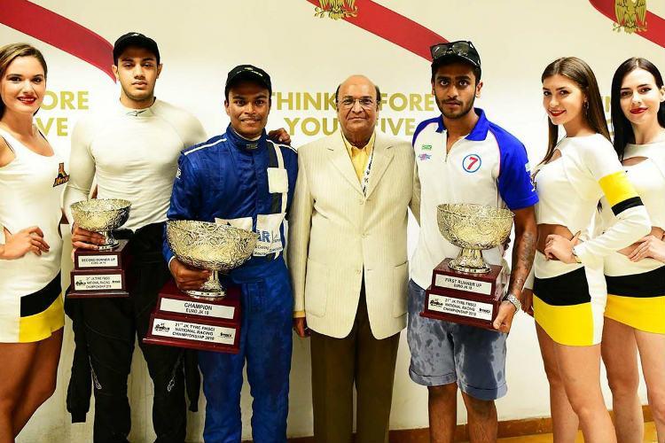 Chennais Karthik Raghul claim Euro LGB-4 titles