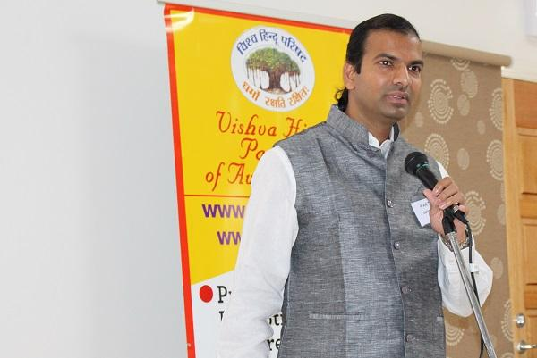 This Chennai-born business man hopes to be the independent Indian voice in Australian Senate
