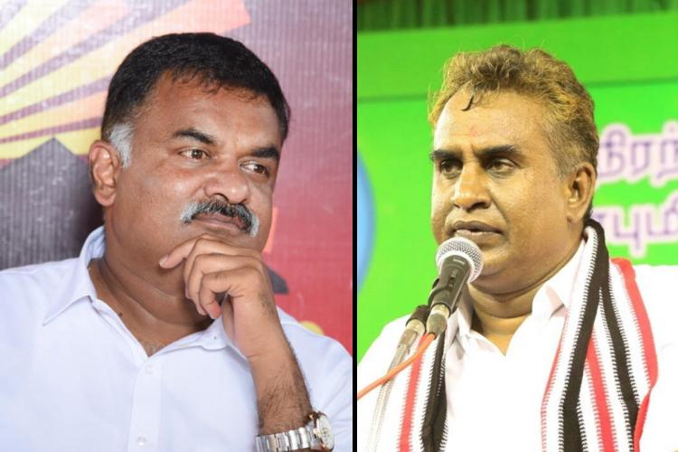 Karthikeya Sivasenapathy will face off against SP Velumani at Thondamuthur constitiuency