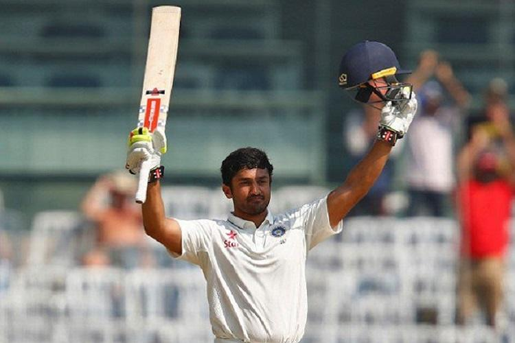 Best knock of my life Karun Nair after his triple ton