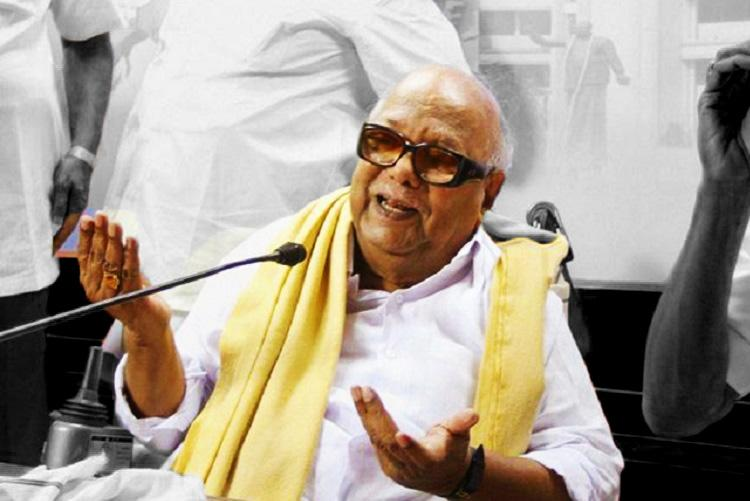 Updates Karunanidhi extremely critical and unstable says Kauvery Hospital