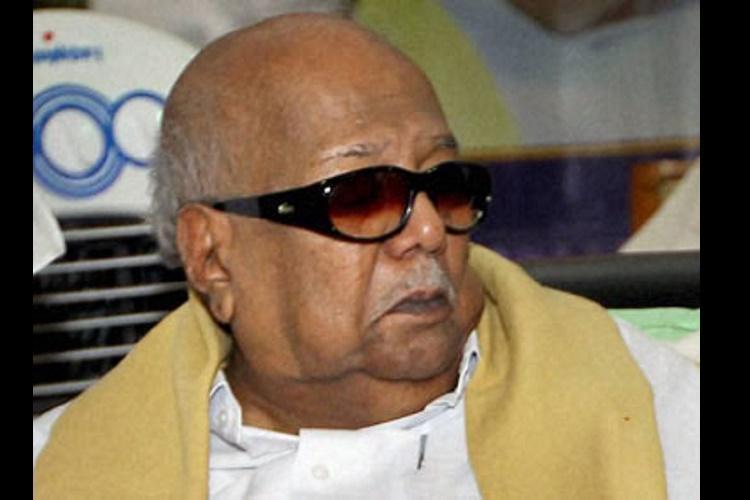 Karunanidhi undergoes tracheostomy a day after hospitalisation