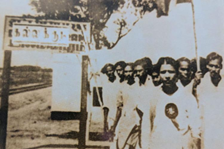 The Kallakudi agitation When Karunanidhi became a household name in Tamil Nadu
