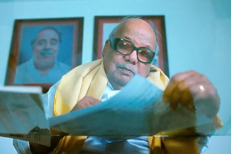 How Karunanidhi the playwright gave birth to Karunanidhi the politician