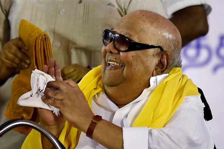 Karunanidhi to rest at Marina Madras HC rules in favour of DMK