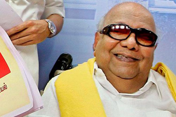 He is the torchbearer of Tamil Nadu farmers freedom MS Swaminathan on Karunanidhi