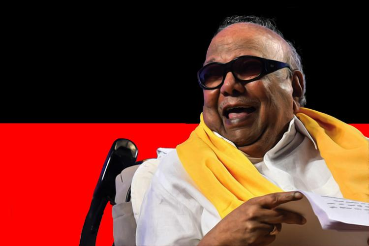 My neighbour Karunanidhi Growing up next to the man who defined TN politics