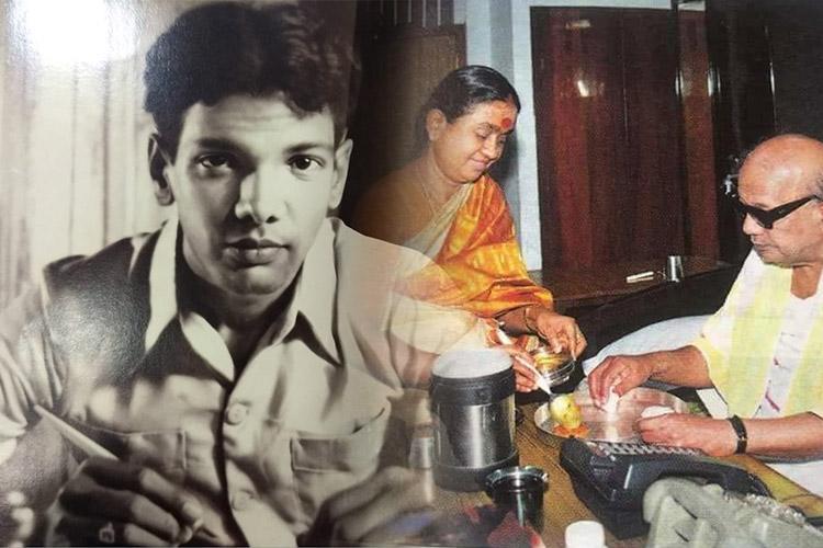 Dravidian stalwart revered leader passionate writer Rare pictures of Karunanidhi
