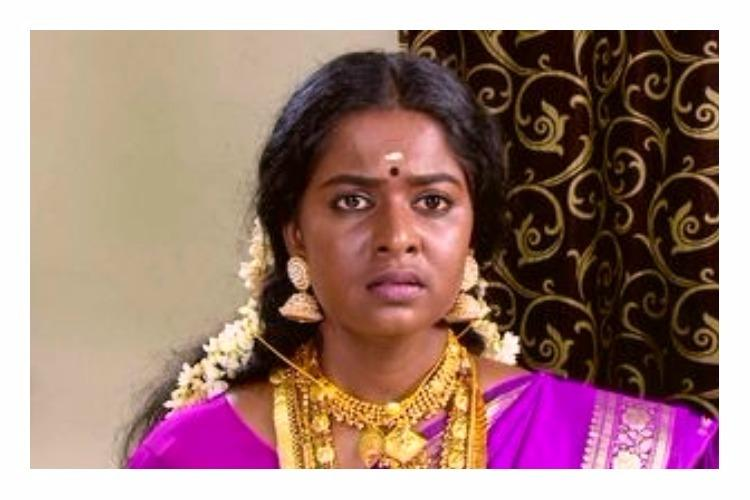 A slap a week keeps the wife in check This artist rips into Malayalam serials absurdities