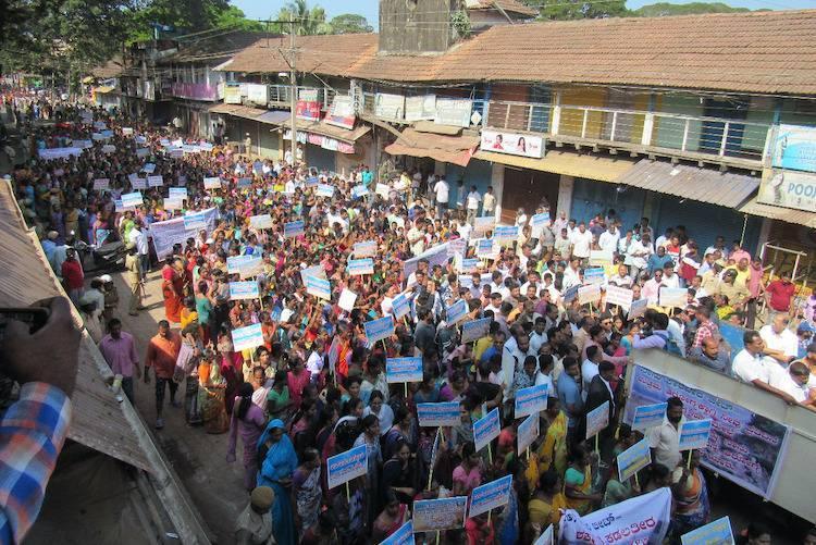 Why fisherfolk in Karnataka are protesting against the expansion of Karwar port