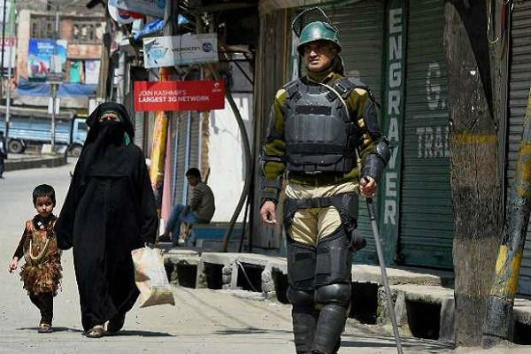 CPIM condemns brutal repression in Kashmir urges Rajnath Singh to call for an all-party meeting
