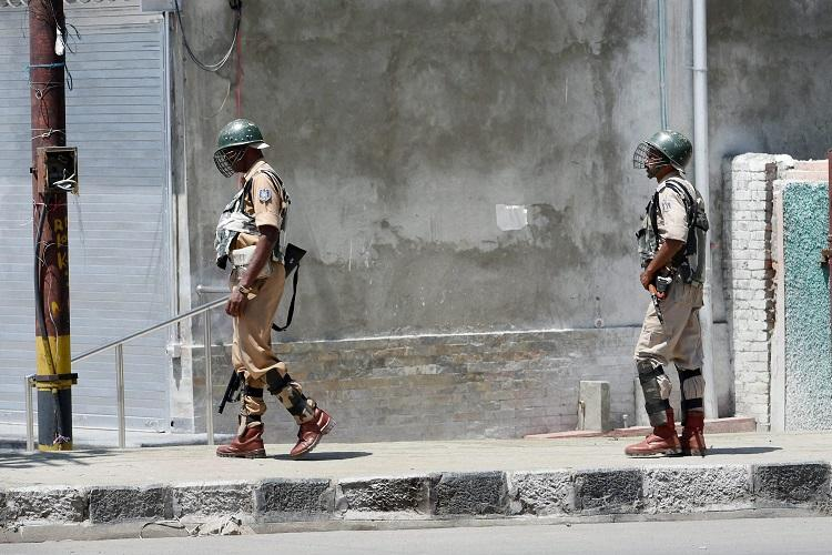 Curfew separatist shutdown enters 13th day in Kashmir schools reopen in some districts