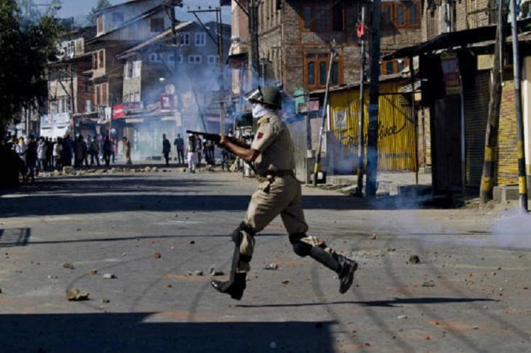 Stop use of pellet guns Amnesty to JK government