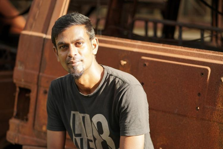 Meet Kathir TN artist who dropped out of school and is now designing textbook covers