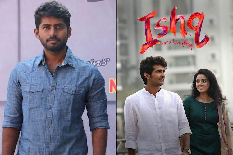 Kathir to star in Ishq remake