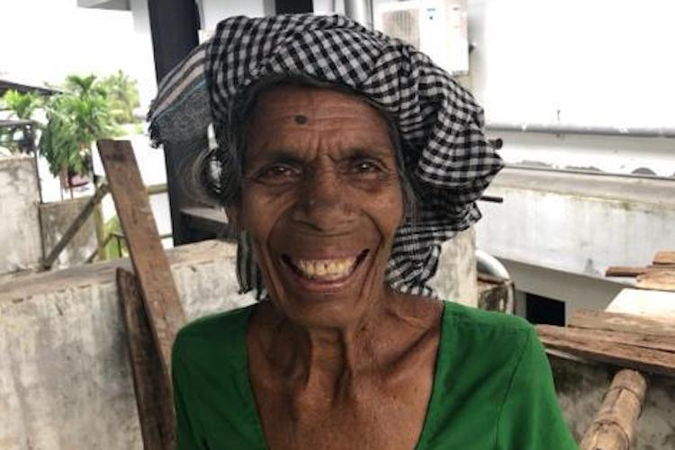 Meet Kathrina the 91-year-old Kerala concrete labourer who still goes to work