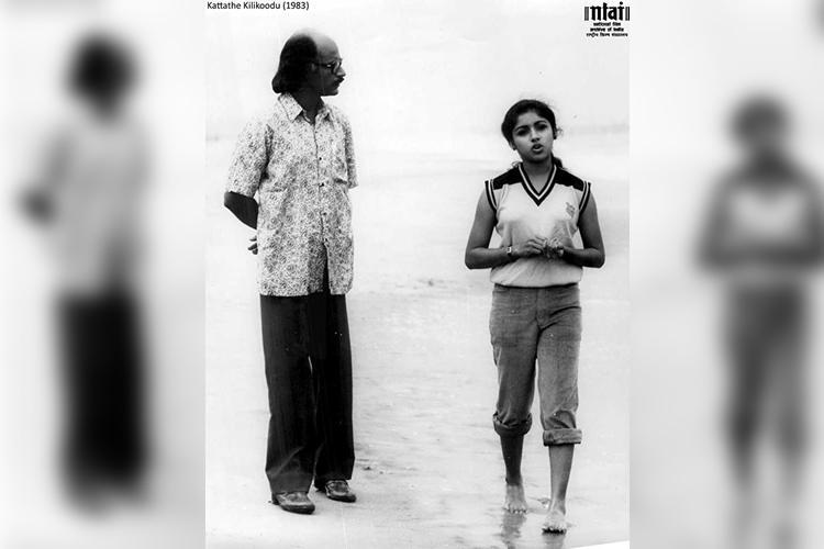 Kattathe Kilikkoodu Bharathans film is a commentary on the yin and yang of marriage