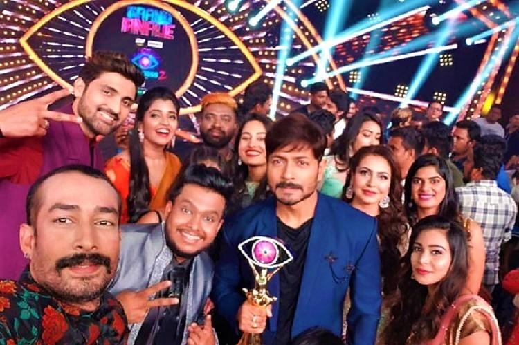 Kaushal Manda wins Bigg Boss Telugu gets Rs 50 lakh prize in grand finale
