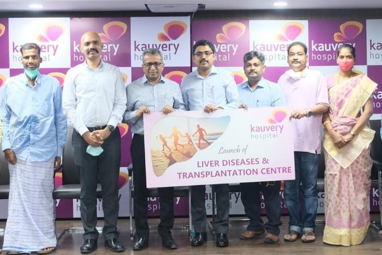 Kauvery Hospitals launch CoE
