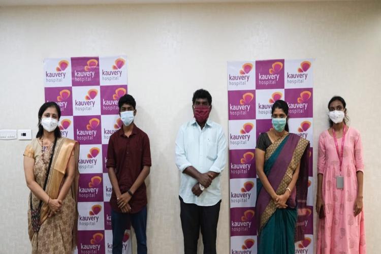 Chennai hospital successfully treats 14-yr-old boy with rare neurological condition