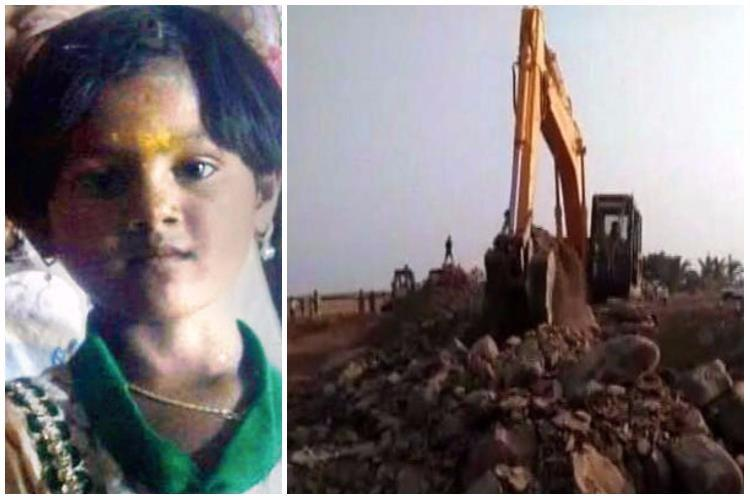 I hope god answers my prayers Mother of six-year-old Ktaka girl who fell into borewell