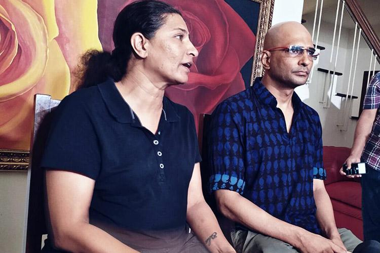 Dont brand my sister a naxal or naxal sympathiser Gauri Lankeshs brother