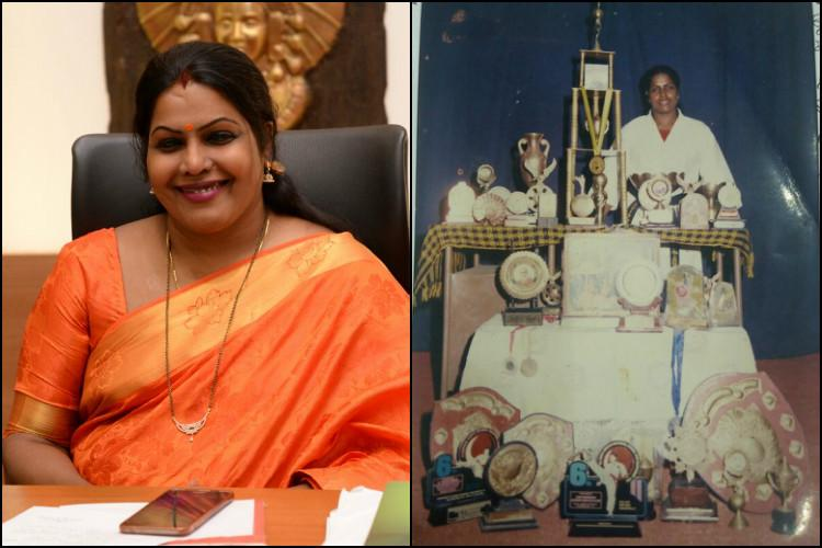 Mayor of Mangaluru and mother of two this Karate champ is all set to get back in the game