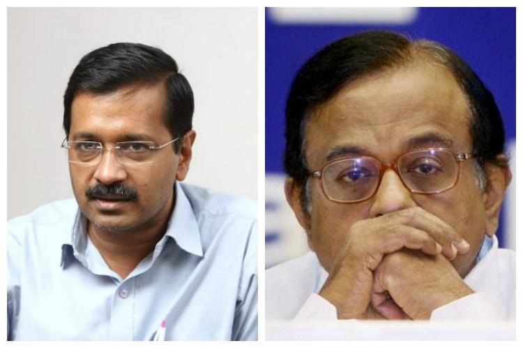 BJP slams Kejriwal Chidambaram for seeking proof of army action across the border