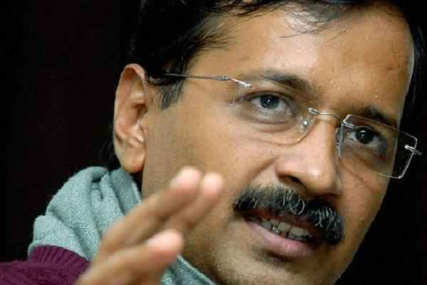 Kejriwal says he knows the reason why PM will never act against Gandhi family