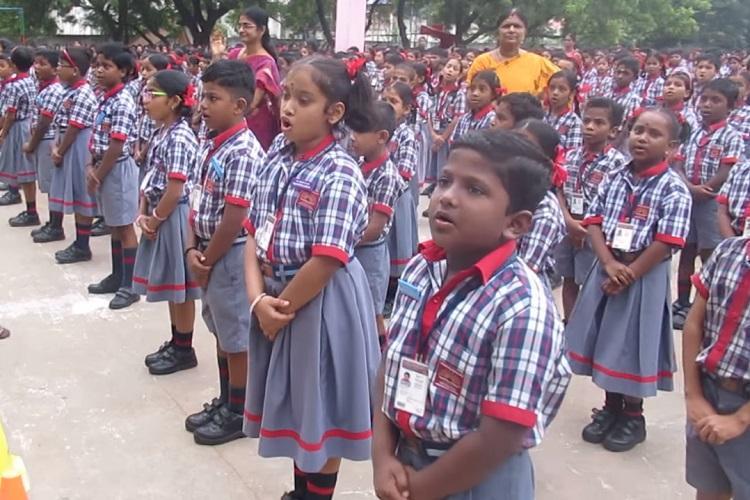 Why a common Hindu prayer in Kendriya Vidyalayas SCs notice to Centre