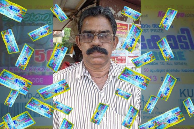 Keralas Mr Lucky Meet Manoharan who has won lottery jackpots three years in a row