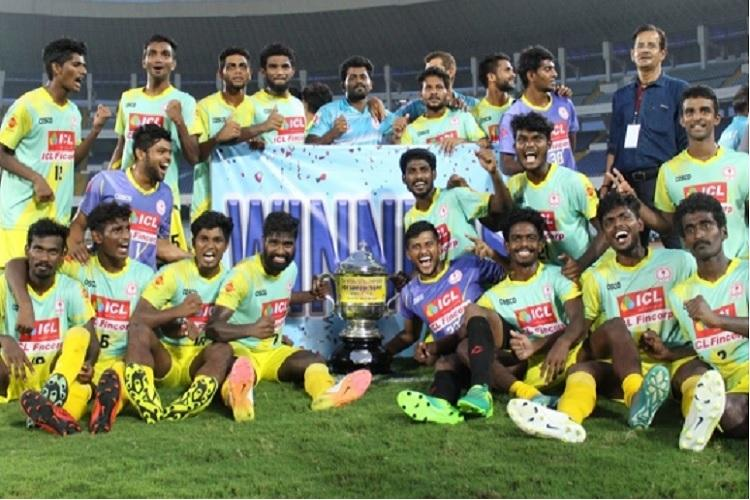 Hardwork paid off Football enthusiasts celebrate Keralas Santosh Trophy win