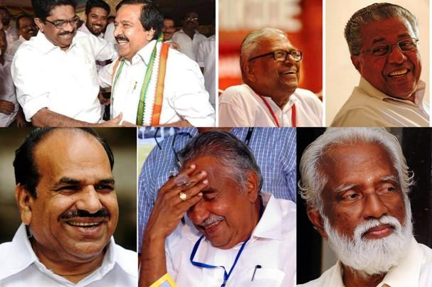 Asianet opinion poll 2 UDF inches ahead but LDF still set for a win Chandy remains top CM choice