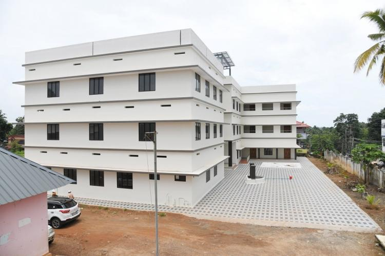 Kerala Chief Minister Pinarayi Vijayan on Wednesday inaugurated 34 new school buildings in different constituencies