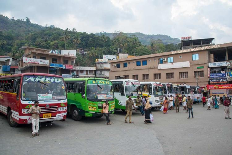 Kerala private bus charges increased for journeys over 25 kilometers