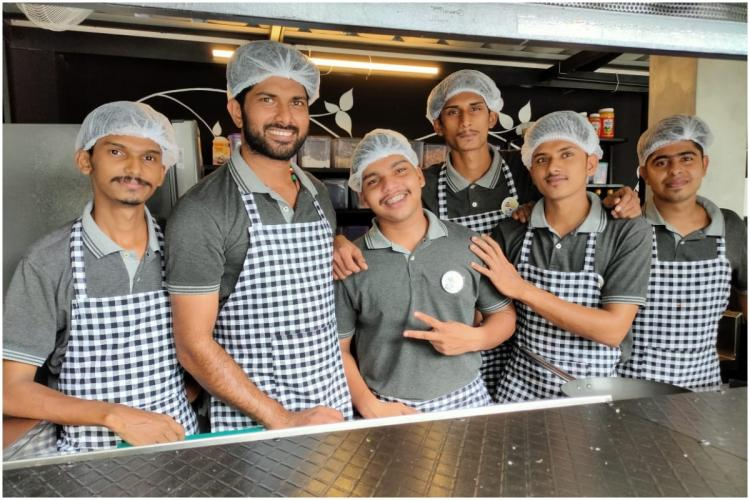 Kerala chefs who set up a restaurant after losing jobs owing to lockdown