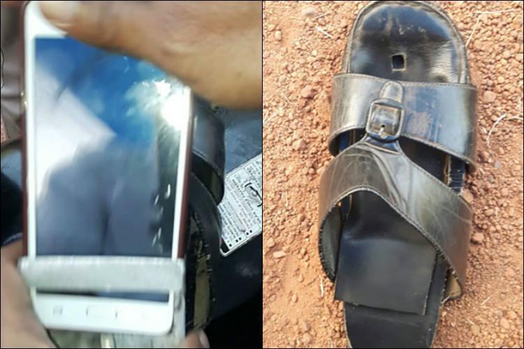 Creep in Kerala caught taking upskirt videos on custom-made chappal camera