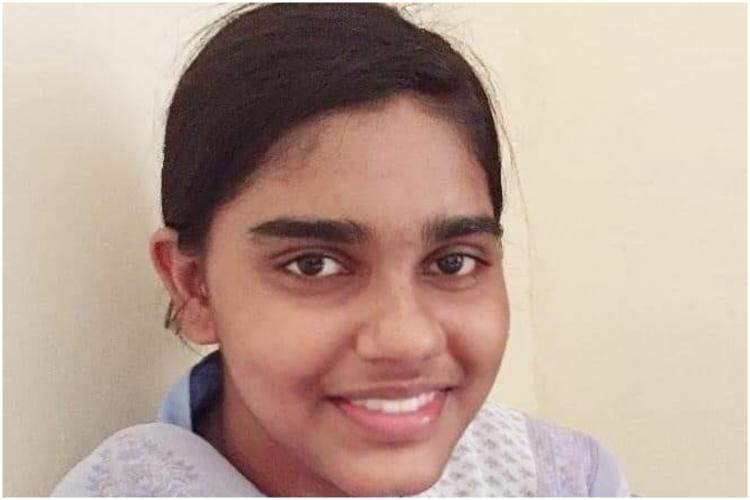 Divya P Johny a nun student who was found dead inside the well of a convent in Thiruvalla Kerala