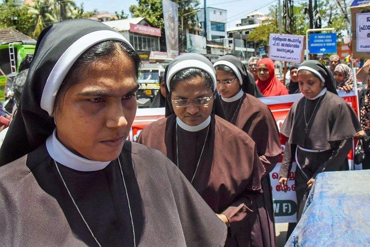 Cops told Kerala HC a month ago that nun was raped Why is Bishop Franco still free