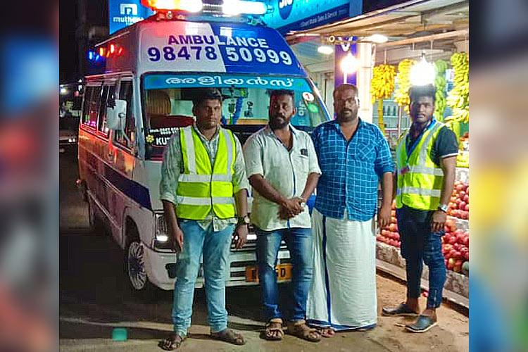 How two bakery owners in Kerala are saving lives with their free ambulance service