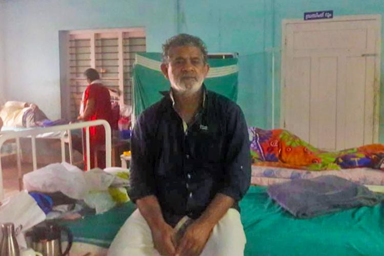 Kerala man survives landslide a year after his daughter died in floods on same day