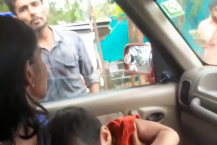 Kerala hartal SDPI members block car of couple reportedly taking ill child to hospital