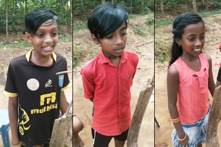 Watch Endearing video shows Kerala kids host meeting to collect funds to buy football