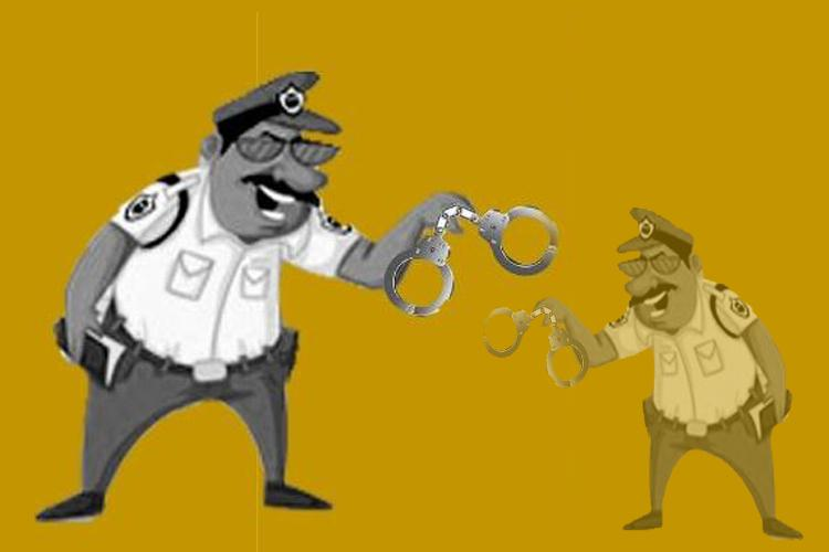 Why Kerala police stations will now display cartoons on their walls