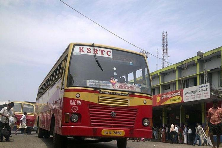 Staff of Kannur bus depot of KSRTC in quarantine