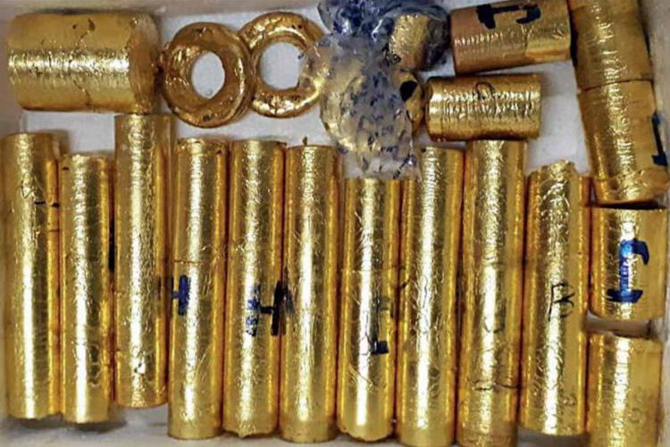 Gold smuggling Two more persons arrested by customs in scam